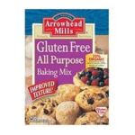 Arrowhead Mills -  Gluten Free All Purpose Baking Mix 0074333384885