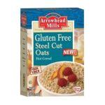 Arrowhead Mills - Gluten Free Steel Cut Oats 0074333385608  / UPC 074333385608