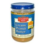 Arrowhead Mills - Creamy Peanut Butter 0074333470427  / UPC 074333470427