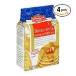 Arrowhead Mills - Pancake & Waffle Mix 0074333471769  / UPC 074333471769