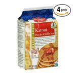 Arrowhead Mills - Pancake & Waffle Mix 0074333471806  / UPC 074333471806