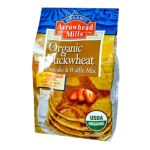 Arrowhead Mills -  Organic Buckwheat Pancake And Waffle Mix 0074333683308