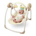 Kids II brands - Bright Starts   InGenuity Portable Swing, Bella Vista 0074451069091  / UPC 074451069091