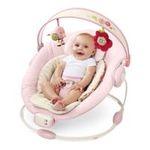 Kids II brands - Bright Starts Comfort and Harmony Bouncer, Vintage Garden 0074451069268  / UPC 074451069268
