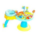 Kids II brands - Bright Starts Around We Go Activity Station, Doodle Bugs 0074451069381  / UPC 074451069381