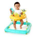 Kids II brands - Bright Starts Walk-A-Bout Walker, Cute Frog 0074451069657  / UPC 074451069657