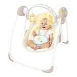 Kids II brands - Bright Starts | Bright Starts Comfort and Harmony Portable Swing, Snuggle Duckling 0074451070301  / UPC 074451070301
