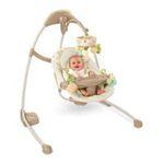 Kids II brands - Bright Starts   InGenuity Cradle and Sway Swing, Bella Vista 0074451070646  / UPC 074451070646
