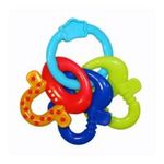 Kids II brands - Bright Starts License to Drool Teether 0074451081727  / UPC 074451081727