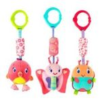 Kids II brands - Kids ll | Bright Starts Pretty In Pink Chime Along Friends (Assorted) 0074451086746  / UPC 074451086746
