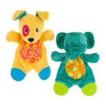 Kids II brands - Snuggle & Teethe 0074451089167  / UPC 074451089167