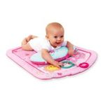 Kids II brands - Bright Starts Tummy Time Prop and Play Mat, Little Blooms 0074451089518  / UPC 074451089518