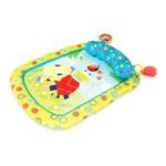 Kids II brands - Bright Starts Tummy Time Prop and Play Mat, Tiny Turtle and Friends 0074451090088  / UPC 074451090088