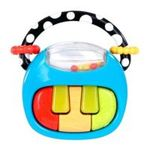 Kids II brands - Bright Starts Start Your Senses Play A Tune Piano Toy 0074451090149  / UPC 074451090149
