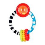 Kids II brands - Bright Starts Start Your Senses Rattle A Round 0074451090163  / UPC 074451090163