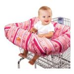 Kids II brands - Bright Starts Cozy Cart Cover, Pink 0074451090279  / UPC 074451090279