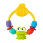 Kids II brands - Bright Starts | Bright Starts Let's Be Friends Teether 0074451090460  / UPC 074451090460