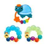 Kids II brands - Baby Einstein Multi Color Teether Bundle 0074451906198  / UPC 074451906198