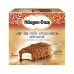 Häagen-Dazs - Ice Cream Bar 0074570036004  / UPC 074570036004