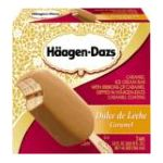 Häagen-Dazs - Ice Cream Bars 0074570086139  / UPC 074570086139