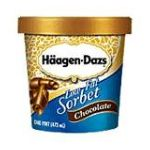 Häagen-Dazs - Low Fat Sorbet 0074570504008  / UPC 074570504008
