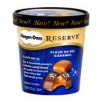 Häagen-Dazs - Ice Cream All Natural Fleur De Sel Caramel 0074570651221  / UPC 074570651221