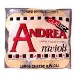 Andrea -  Large Round Cheese Ravioli 13 0074665277909
