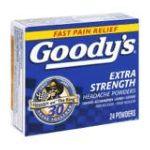 Goody -  Headache Powders 0074684001035