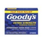 Goody -  Headache Powders 0074684001042
