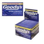 Goody -  Headache Powders 36 envelopes 0074684001110