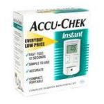 Accu-chek -  Complete Diabetes Monitoring Kit 1 kit 0075537009147