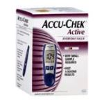 Accu-chek - Diabetes Monitoring Kit 1 kit 0075537318454  / UPC 075537318454