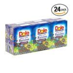 Dole - Raisins California Seedless 0075700032149  / UPC 075700032149