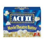 Act ii - Microwave Popcorn 0076150075427  / UPC 076150075427