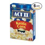 Act ii - Microwave Popcorn 0076150075540  / UPC 076150075540