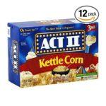 Act ii - Microwave Popcorn 0076150075786  / UPC 076150075786