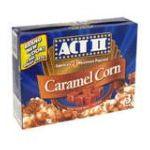 Act ii -  Microwave Popcorn Caramel Corn 3 ea 0076150220292