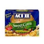 Act ii - Microwave Popcorn 0076150221015  / UPC 076150221015