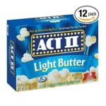 Act ii -  Act Ii Light Butter Microwave Popcorn 0076150473070
