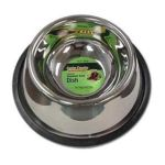 Westminster Pet Products -  No-tip Non-skid Stainless Steel Bowl 0076158190245