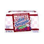 Snapple - Juice Drink 0076183000182  / UPC 076183000182