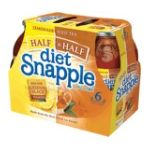 Snapple - Diet Half And Half 0076183000199  / UPC 076183000199