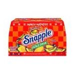 Snapple - Juice Drink Mango Madness 0076183003640  / UPC 076183003640