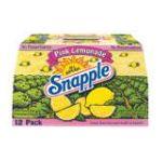 Snapple - Juice Drink 0076183003695  / UPC 076183003695
