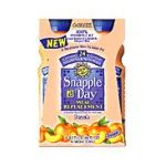 Snapple - Meal Replacement Peach 0076183047019  / UPC 076183047019