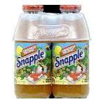 Snapple - Wendy's Orange Tropic 16 0076183160107  / UPC 076183160107