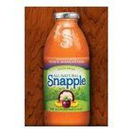 Snapple - White Tea Peach Mangosteen 0076183160831  / UPC 076183160831