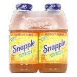 Snapple - Juice Drink 0076183168547  / UPC 076183168547