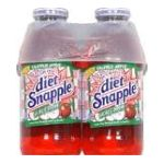 Snapple - Diet Juice Drink 0076183168554  / UPC 076183168554