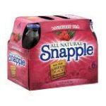 Snapple - Iced Tea Raspberry 0076183263785  / UPC 076183263785